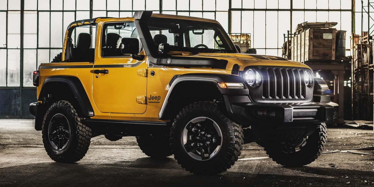 Top 10 mejores ediciones del Jeep Wrangler