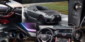 Lexus RC F Race