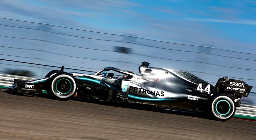 El Mercedes F1 es casi imbatible