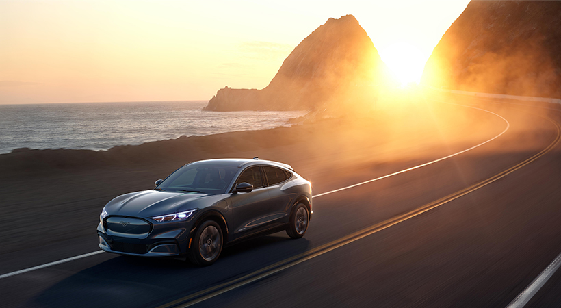 Mustang Mach-E First Edition 2020