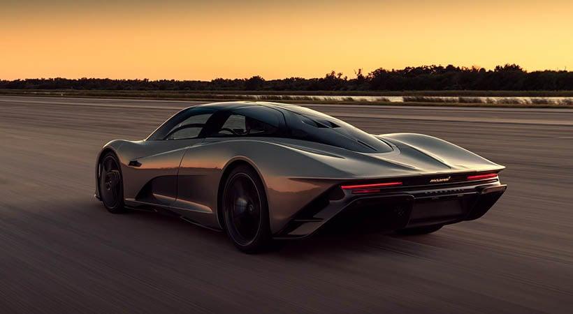 Autos más rápidos del mundo 2019
