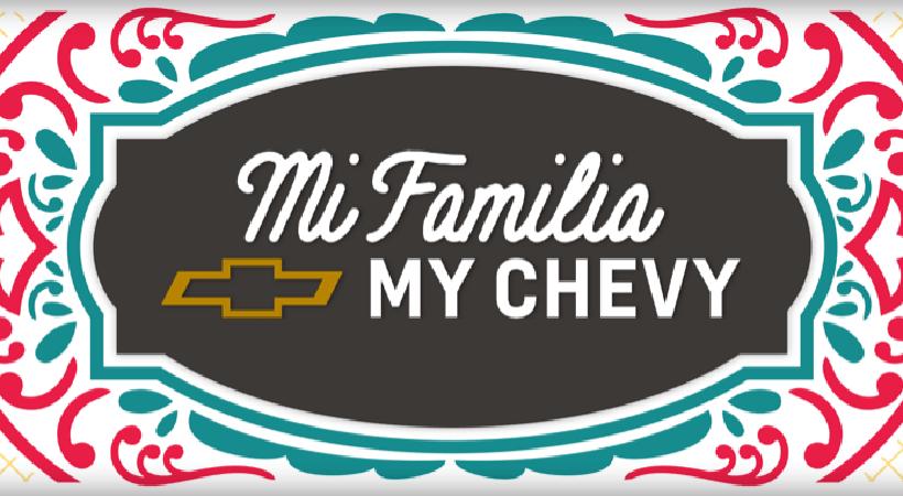 Mi Familia, My Chevy