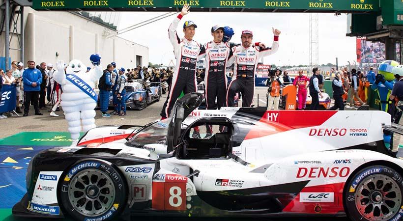 Toyota 24 Horas de Le Mans