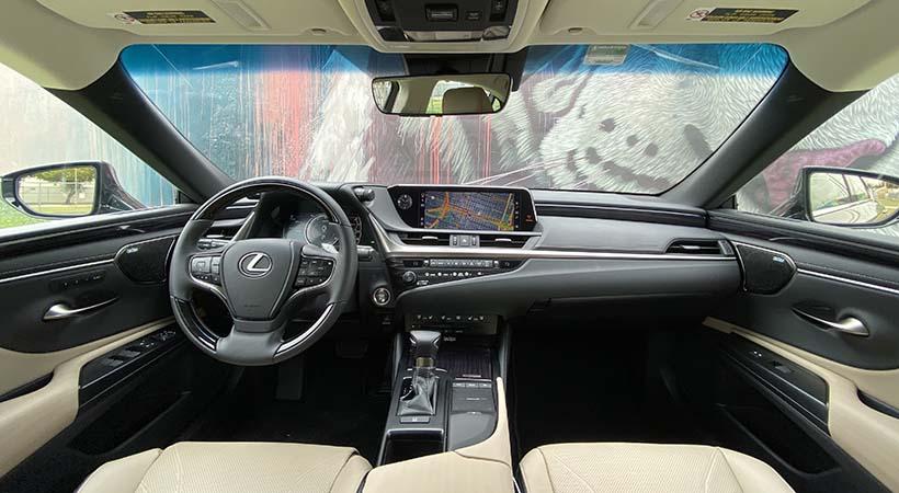 Lexus ES 350 Ultra Luxury 2020