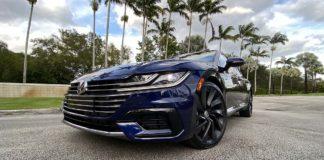 Volkswagen Arteon R-Line 2020