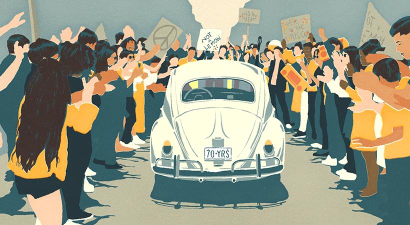 Volkswagen Beetle The Last Mile
