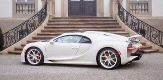 Bugatti Chiron Hermès Editon, el regalo ideal para fin de año