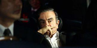 gran escape de Carlos Ghosn