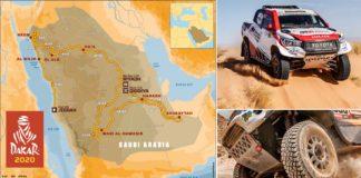 Rally Dakar 2020 arranca nueva era en Arabia Saudita