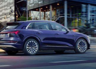Audi e-tron 55 quattro 2020