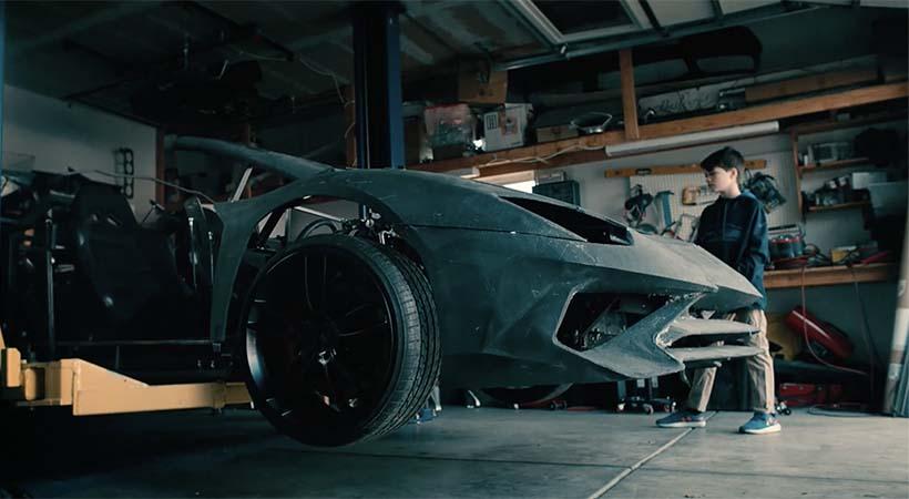 Feliz Navidad Lamborghini 2019