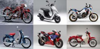 Honda motos 400 millones