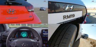 Hyundai California Proving Grounds