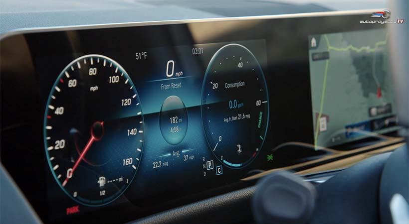 Doble Test Drive Mercedes