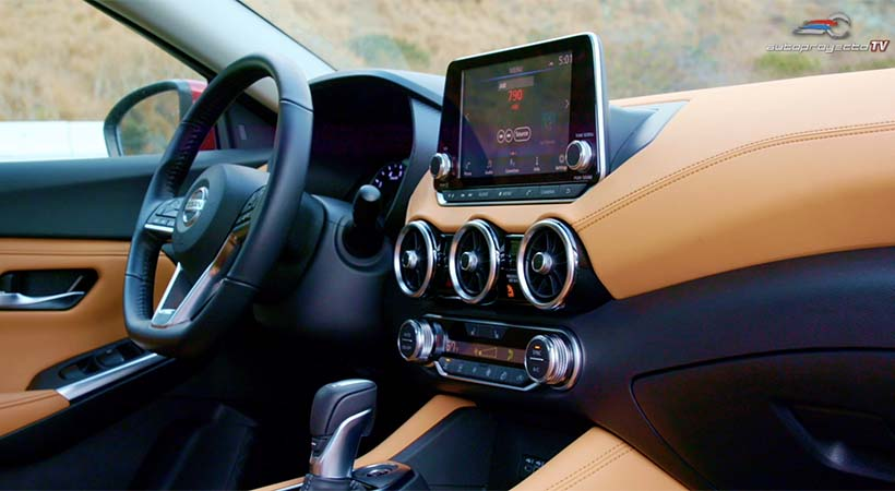 Test Drive Nissan Sentra 2020