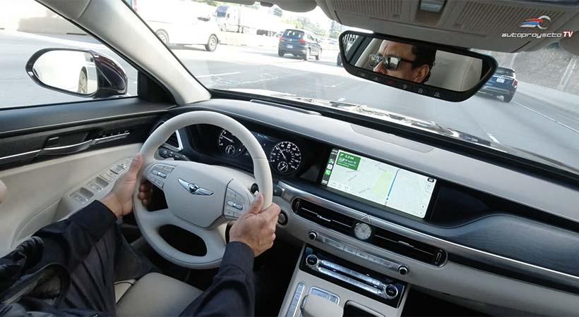 Test Drive Genesis G90 2020; más lujo por mucho menos dinero