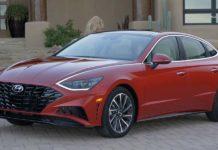 Test Drive Hyundai Sonata 2020