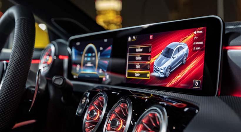 Top 10 Tecnologías Mercedes-Benz 2020