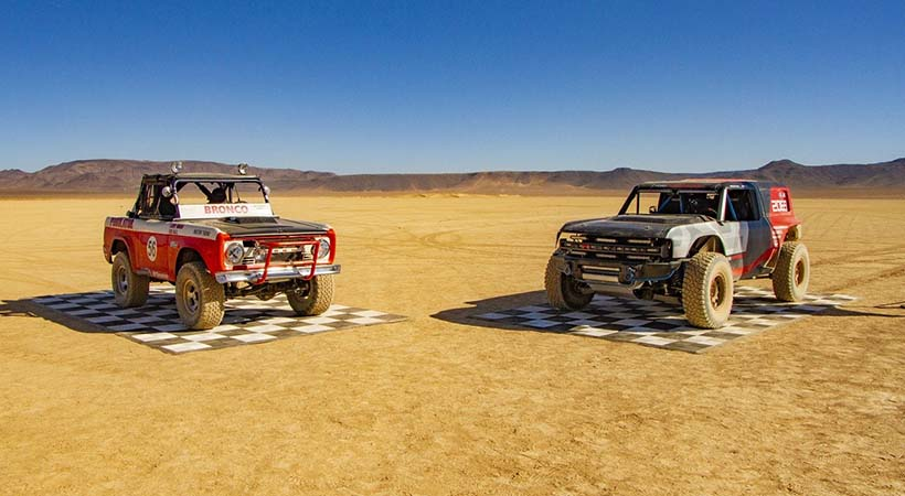 video Ford Bronco 2020