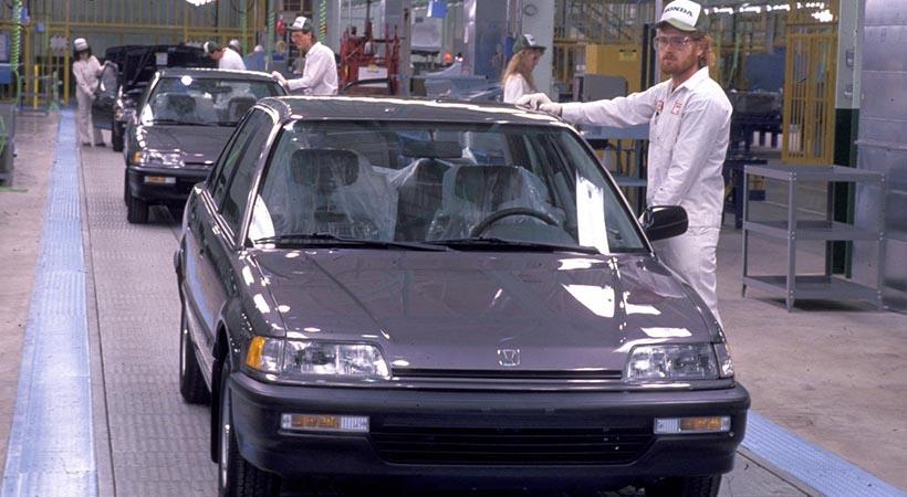 Honda of America