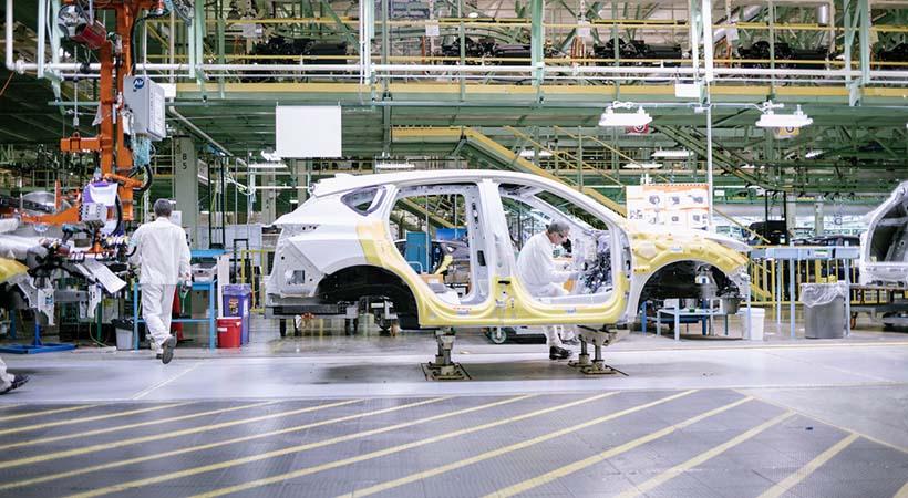 fábricas automotrices en Estados Unidos