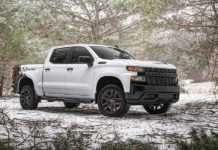 Chevrolet Silverado Realtree Edition 2021