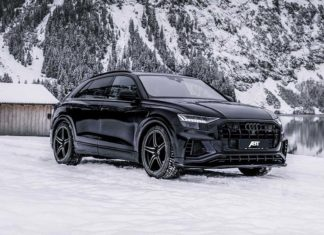 Audi SQ8 by ABT