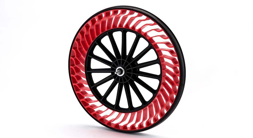 Neumáticos sin aire Bridgestone