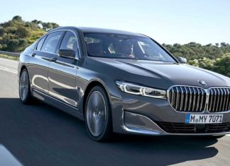 review BMW 750i