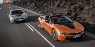 producción del BMW i8