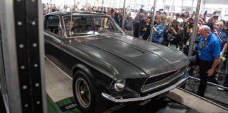 Mustang Bullitt GT 1968
