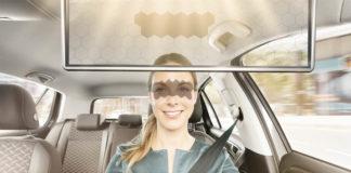 Bosch sorprende en el CES con sus viseras inteligentes