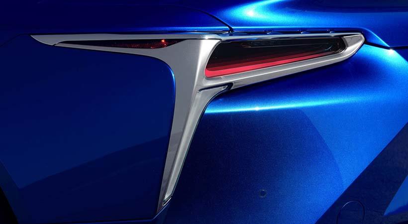Lexus LC500 convertible 2021 de edición única