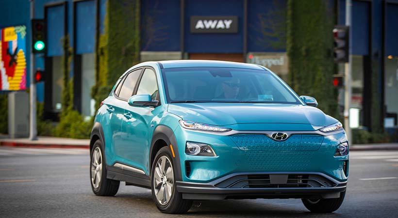 Hyundai Kona EV 2020