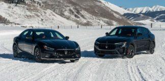 Maserati Edizione Ribelle