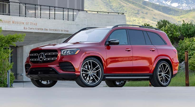 Mercedes Benz GLS 580 4Matic