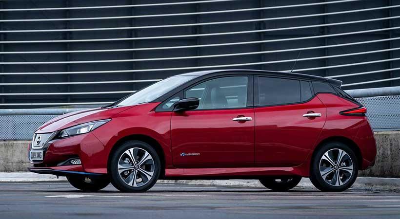 vehículos Nissan