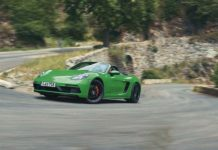Porsche 718 Boxster y Cayman GTS 4.0