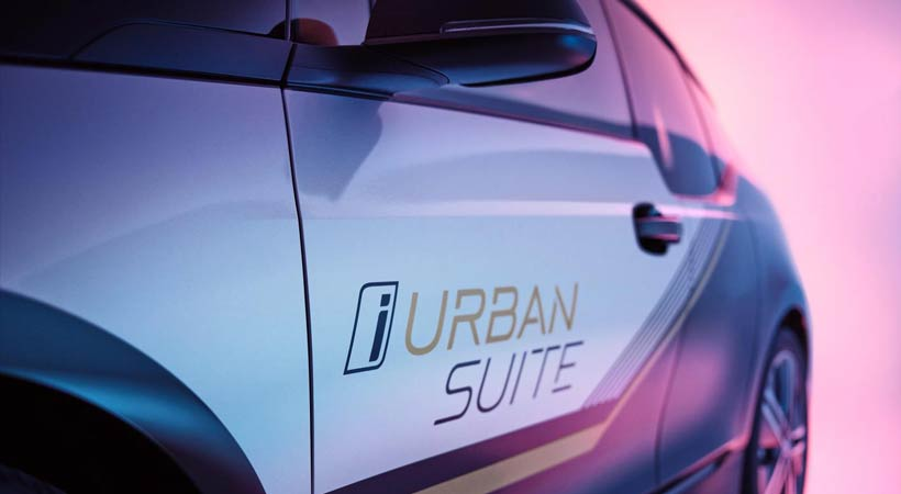 BMW i3 Urban Suite concept
