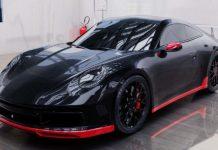 DMC Porsche 992 Emozione GT