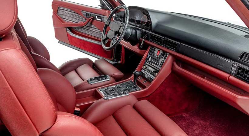 Mercedes-Benz 560 SEC Widebody 1989