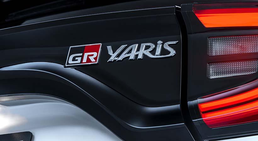 GR Yaris