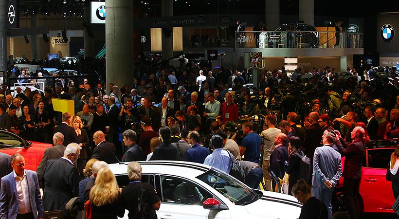 Auto Show Frankfurt