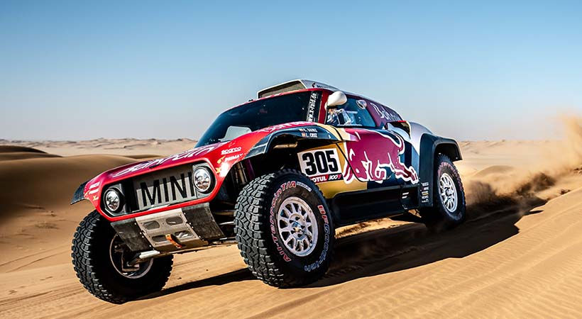 MINI ganó el Rally Dakar 2020