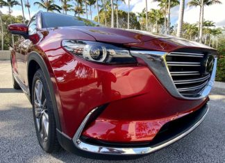 Test Drive Mazda CX-9 Signature 2020