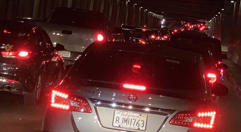 Top 10 peor tráfico 2020