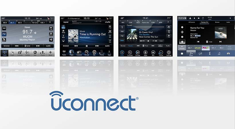 Uconnect 5