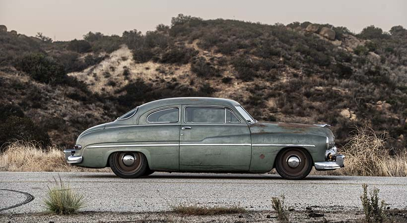 Mercury Coupe 1949 by Icon