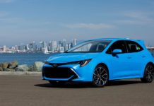 video Toyota Corolla Hatchback 2020