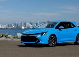 video Toyota Corolla Hatchback 2020